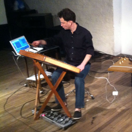 Live at Experimental Intermedia, New York